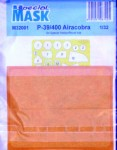 1-32-Mask-for-P-39-400-Airacobra-SP-HOBBY-REV