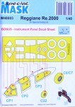 1-48-Mask-for-Reggiane-Re-2000-SP-HOBBY