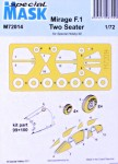 1-72-Mask-for-Mirage-F-1-Two-Seater-SP-HOBBY