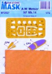 1-72-Mask-for-A-W-Meteor-NF-Mk-14-SP-HOBBY