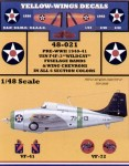 1-48-Grumman-F4F-3-Wildcat-Pre-WWII-1940-41