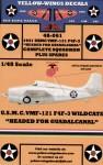 1-48-Grumman-F4F-3-VMF-121