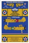 1-48-USN-Boeing-Stearman-N2S-3-Trainer-Yellow-Peril