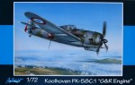 1-72-Koolhoven-FK-58C-1-G-and-R-Engine