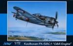 1-72-Koolhoven-FK-58C-1-G-and-R-Engine