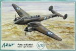 1-72-Potez-633-French-Attack-Bomber