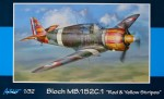1-32-Bloch-MB-152C-1-Red-and-Yellow-Stripes