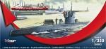 1-350-German-U-Boot-U-511-IX-C-turm-I+WGr42