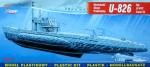1-400-GERMAN-U-BOOT-U-826-VIIC-T4