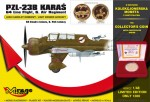 1-48-PZL-23B-Karas-w-Collectors-Coin-Lim-Edit-