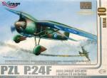 1-48-PZL-P-24F-w-20mm-Oerlikon-w-resin-and-PE-set