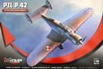 1-48-PZL-P-42-Polish-Light-Diving-Bomber-2x-camo
