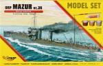 1-400-ORP-MAZUR-wz-35-Training-ship-1935-set