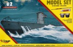 1-400-U2-German-submarine-type-IIA-set