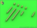 1-32-P-38-Lightning-late-armament-set