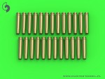 1-35-German-2cm-empty-shells-25-pcs-