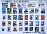 1-35-U-S-Marines-and-U-S-Navy-Posters