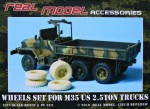 1-35-Wheels-Set-for-M35-US-2-5-ton-trucks
