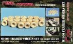 RARE-1-35-Wheels-set-for-M1000-Trailer-HOBBYB
