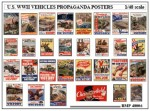 1-48-US-WWII-Vehicle-Posters