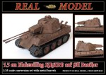 1-35-55cm-Flakzwilling-KRUPP-for-Panther-Ausf-G