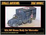 1-35-Kfz-305-House-Body-Mercedes