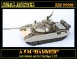 1-35-A5M-Hammer-Conversion-set-for-Tamiya-T-55