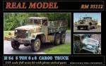 1-35-M54-5ton-6x6-cargo-truck-incl-PE-parts