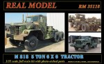 1-35-M813-5ton-6x6-Tractor-full-kit