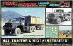 1-35-M52-Tractor-and-M127-Trailer-Nam-Version