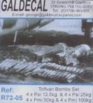 1-72-Tolfvan-Bomb-Set