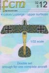 1-32-4-colors-German-Lozenges-WWI