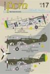1-32-Curtiss-Tomahawks-Brazilian-Air-Force-P-40K-F-40K