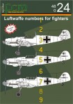 1-48-Luftwaffe-numbers-in-yellow-black-white-and-red-with-separate-black-outlines-and-white-outlines