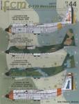 1-72-Lockheed-C-130-Hercules-Brasil-3-verze-+-+-Venezoela-Uruguay-double-set