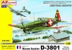 1-48-Morane-Saulnier-Swiss-D-3801