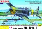 1-48-Morane-Saulnier-Ms-406C
