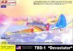 1-72-Douglas-TBD-1-Devastator