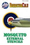 1-32-de-Havilland-Mosquito-external-stencils-suitable-for-all-Mk-s