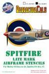 1-48-Supermarine-Spitfire-Later-Marks-Airframe-Stencils