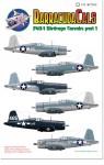 1-72-Vought-F4U-1-Birdcage-Corsairs-Part-1-F4U-1-Corsair-Bu-No-02576-Marines-Dream