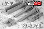 1-48-Kh-25ML-Short-range-modular-missile