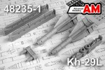 1-48-Kh-29L-w-AKU-58-1-SR-Air-to-surface-missile