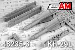 1-48-Kh-29L-w-AKU-58-SR-Air-to-surface-missile