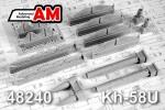 1-48-Kh-58U-Anti-Radar-missile-w-AKU-58-2-pcs-