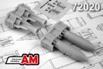 1-72-FAB-500T-500kg-High-Explosive-Bomb-2-pcs-