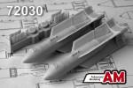 1-72-PAB-500U-500kg-Guiding-Cluster-Bomb-2-pcs-