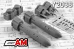1-72-OFAB-500ShR-500kg-H-E-Frag-Bomb-2-pcs-