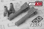 1-72-KAB-500Kr-500kg-TV-guided-Air-Bomb-2-pcs-