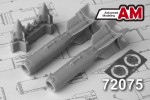 1-72-KAB-500L-Laser-guided-500kg-Bomb-2-pcs-